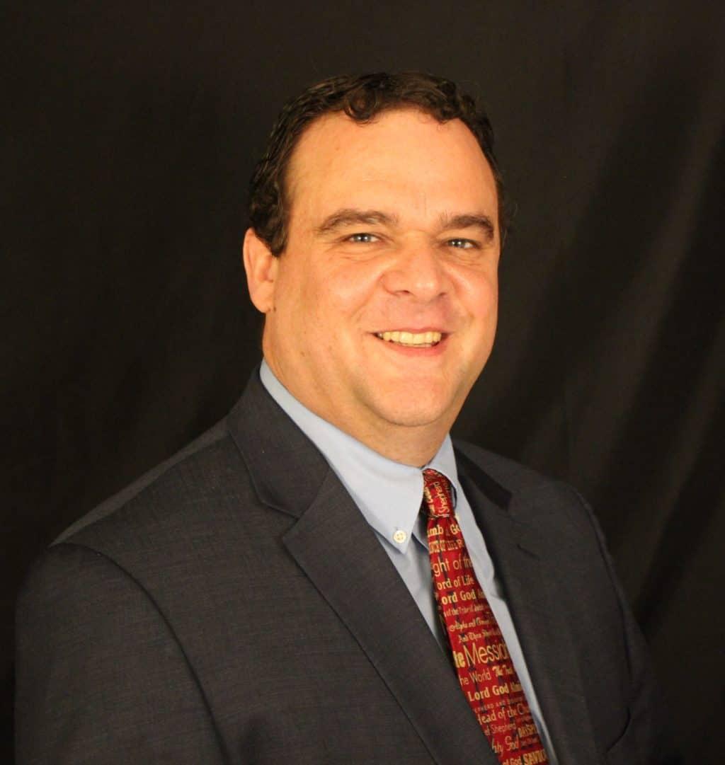 Pastor Brian Burges